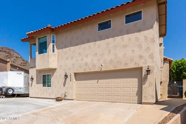 1706 E Gelding Drive, Phoenix, AZ 85022 (MLS #6263201) :: Yost Realty Group at RE/MAX Casa Grande