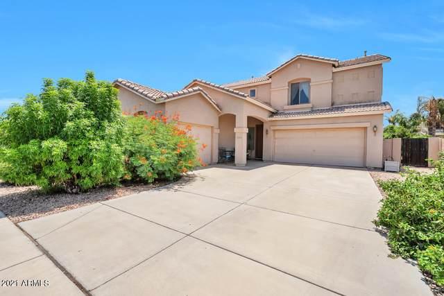 21373 E Camina Plata, Queen Creek, AZ 85142 (MLS #6264203) :: Yost Realty Group at RE/MAX Casa Grande