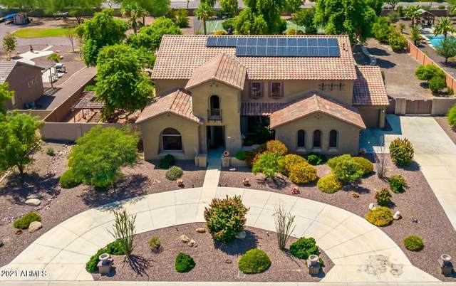10906 N 146TH Avenue, Surprise, AZ 85379 (MLS #6265479) :: Executive Realty Advisors