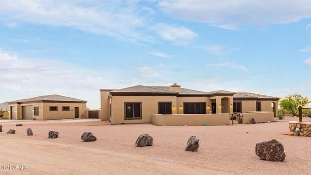 6383 E 18TH Avenue, Apache Junction, AZ 85119 (MLS #6265729) :: The Carin Nguyen Team