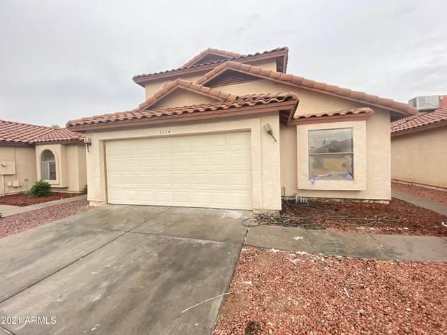 4545 N 67th Avenue #1114, Phoenix, AZ 85033 (MLS #6266079) :: Power Realty Group Model Home Center