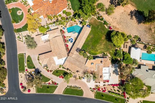 6740 E Maverick Road, Paradise Valley, AZ 85253 (MLS #6267034) :: Yost Realty Group at RE/MAX Casa Grande