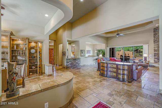 10914 E Quarry Trail, Scottsdale, AZ 85262 (MLS #6267875) :: Synergy Real Estate Partners