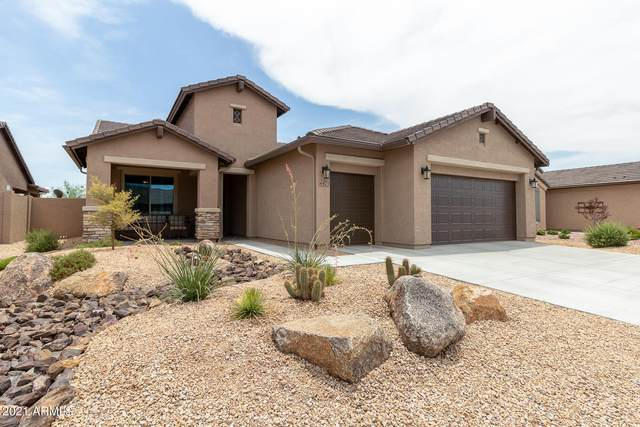 4473 W Loma Verde Avenue, Eloy, AZ 85131 (MLS #6268887) :: Klaus Team Real Estate Solutions