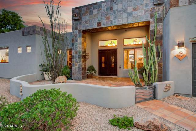 18601 E Agua Verde Drive, Rio Verde, AZ 85263 (MLS #6269062) :: Openshaw Real Estate Group in partnership with The Jesse Herfel Real Estate Group