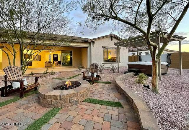 15028 S 184TH Avenue, Goodyear, AZ 85338 (MLS #6269180) :: Yost Realty Group at RE/MAX Casa Grande