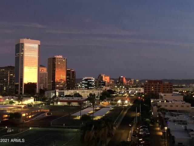 207 W Clarendon Avenue 9G, Phoenix, AZ 85013 (MLS #6269360) :: Service First Realty