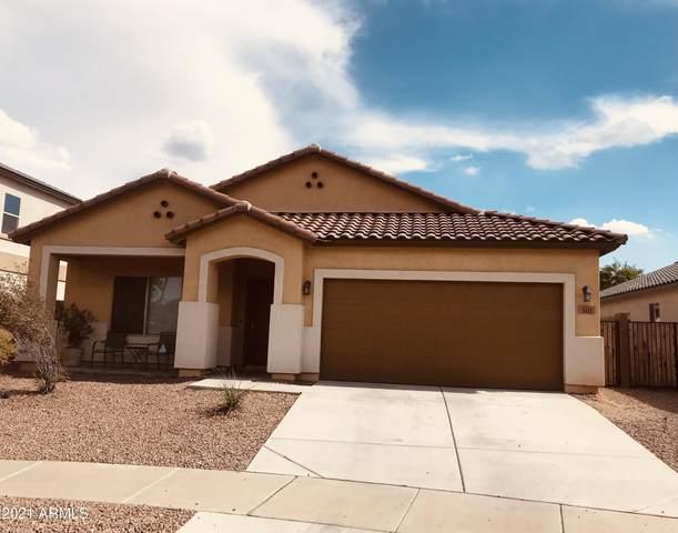 3411 W Chanute Pass, Phoenix, AZ 85041 (MLS #6270761) :: Executive Realty Advisors