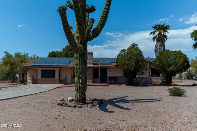 108 W Griffin Road, Kearny, AZ 85137 (MLS #6270789) :: Yost Realty Group at RE/MAX Casa Grande