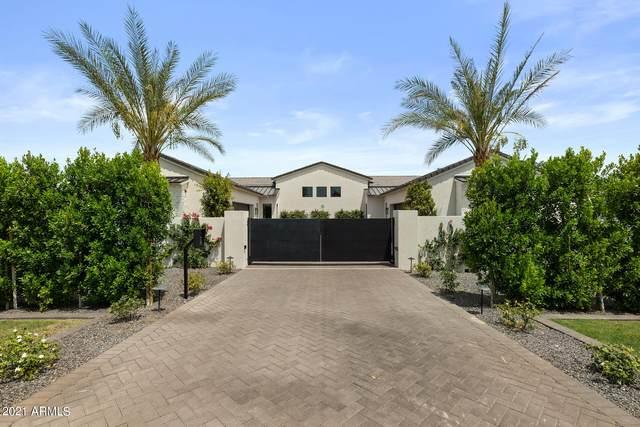 5639 N 68TH Place, Paradise Valley, AZ 85253 (MLS #6271193) :: Executive Realty Advisors