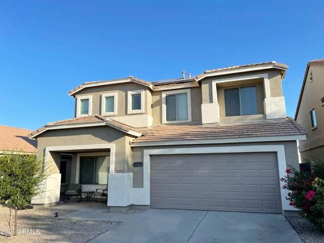 45652 W Dirk Street, Maricopa, AZ 85139 (MLS #6272047) :: Elite Home Advisors