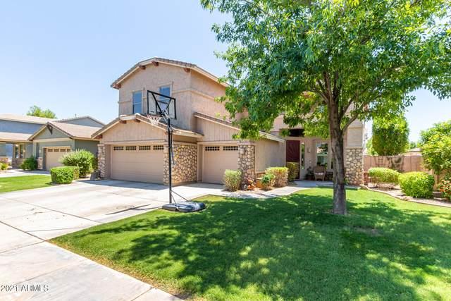 4145 E Linda Lane, Gilbert, AZ 85234 (MLS #6273501) :: Yost Realty Group at RE/MAX Casa Grande
