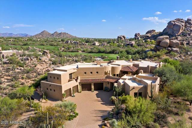 7311 E Arroyo Hondo Road, Scottsdale, AZ 85266 (MLS #6274472) :: Elite Home Advisors