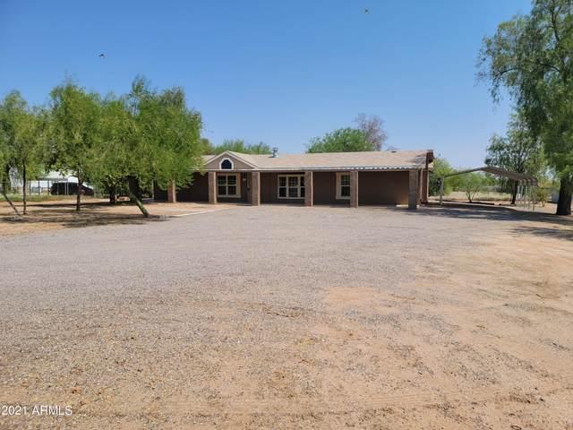 9751 N Scott Drive, Casa Grande, AZ 85122 (MLS #6276224) :: The Riddle Group