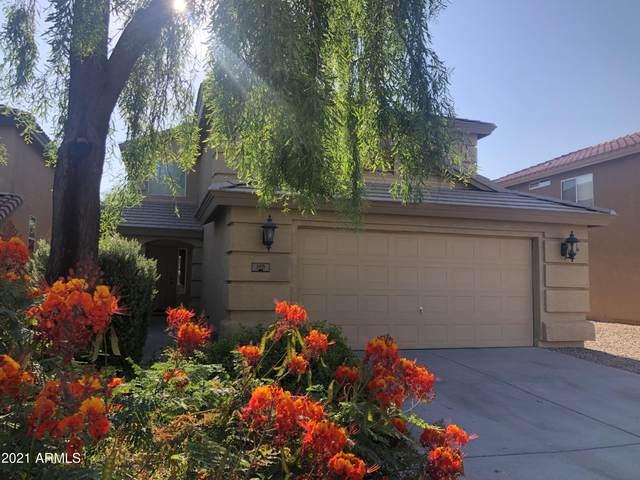 195 S 16TH Street, Coolidge, AZ 85128 (MLS #6277086) :: Elite Home Advisors