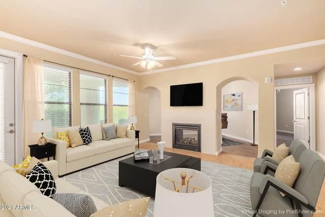 7601 E Indian Bend Road #1051, Scottsdale, AZ 85250 (MLS #6278656) :: Arizona Home Group