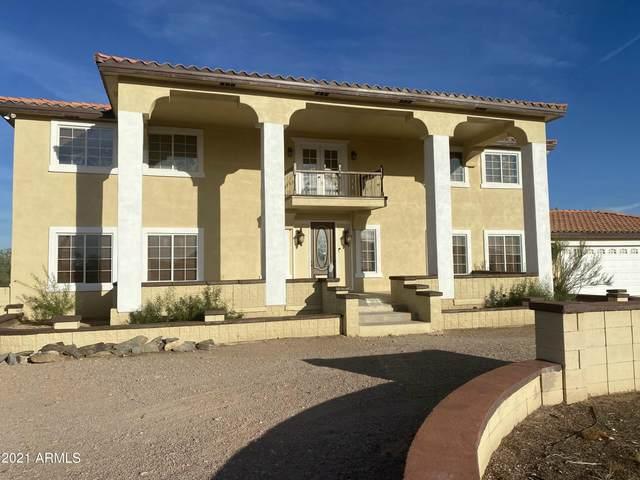 4303 N 443rd Avenue, Tonopah, AZ 85354 (MLS #6280823) :: Keller Williams Realty Phoenix