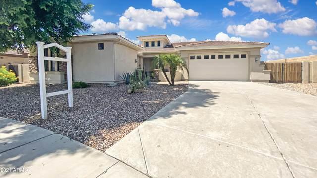 4352 N 161ST Drive, Goodyear, AZ 85395 (MLS #6281814) :: Elite Home Advisors
