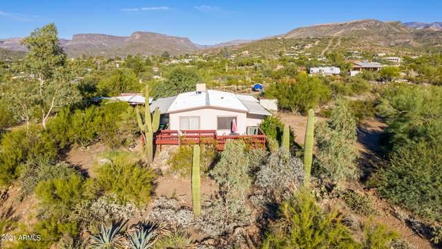 20100 E Wagon Wheel Circle, Black Canyon City, AZ 85324 (MLS #6281876) :: Fred Delgado Real Estate Group