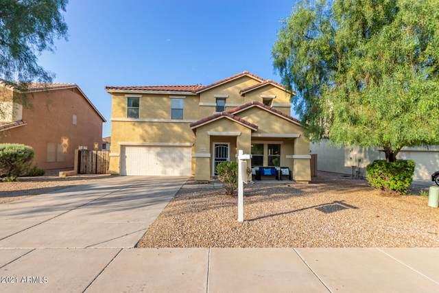 2858 W Mineral Butte Drive, Queen Creek, AZ 85142 (MLS #6282323) :: Klaus Team Real Estate Solutions