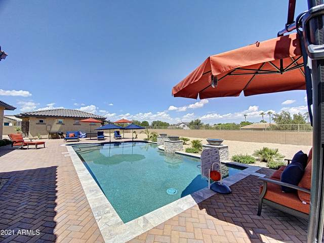 21022 E Aquarius Way, Queen Creek, AZ 85142 (MLS #6282697) :: Klaus Team Real Estate Solutions