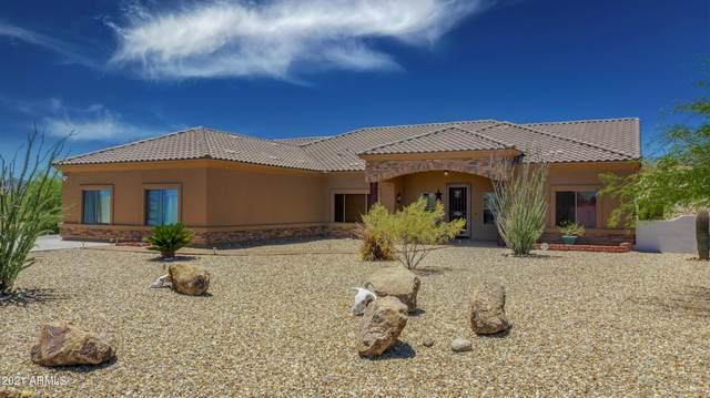 450 N Longhorn Road, Wickenburg, AZ 85390 (MLS #6283103) :: Executive Realty Advisors