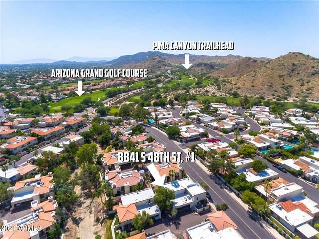 8841 S 48TH Street #1, Phoenix, AZ 85044 (MLS #6283274) :: The Copa Team | The Maricopa Real Estate Company