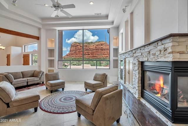 227 Pinon Woods Drive, Sedona, AZ 86351 (MLS #6283690) :: Elite Home Advisors