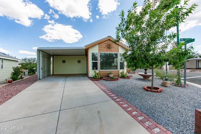 1030 S Barrel Cactus Ridge S #210, Benson, AZ 85602 (MLS #6283925) :: Elite Home Advisors