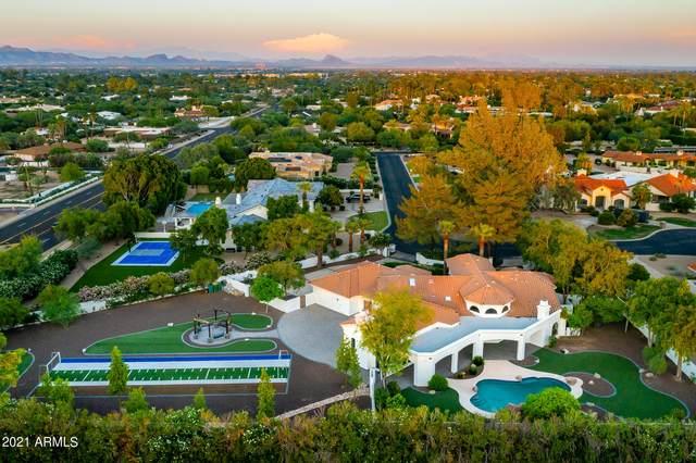 5910 E Stella Lane, Paradise Valley, AZ 85253 (MLS #6284597) :: The Daniel Montez Real Estate Group