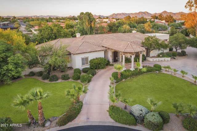9727 N 70TH Street, Paradise Valley, AZ 85253 (MLS #6284778) :: The Daniel Montez Real Estate Group