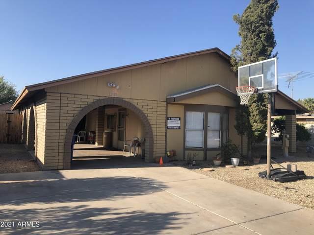 12801 W Lundberg Street, Surprise, AZ 85378 (MLS #6285210) :: Executive Realty Advisors