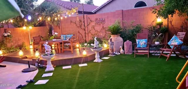 2221 E Union Hills Drive #141, Phoenix, AZ 85024 (MLS #6285212) :: Elite Home Advisors