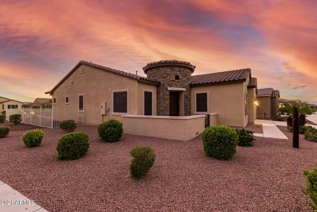 41679 W Summer Sun Lane, Maricopa, AZ 85138 (MLS #6285894) :: Elite Home Advisors