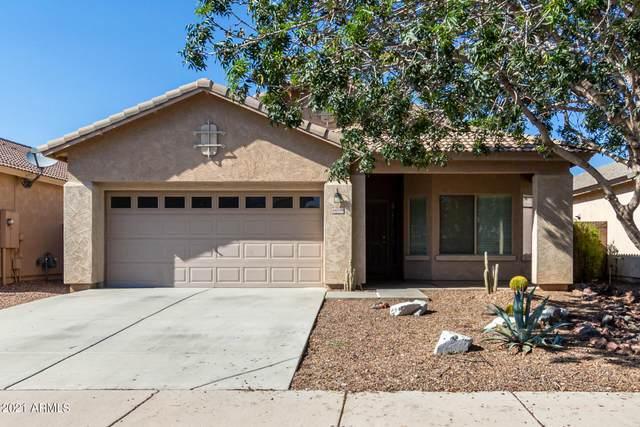 44586 W Santa Fe Avenue, Maricopa, AZ 85139 (MLS #6286144) :: Yost Realty Group at RE/MAX Casa Grande