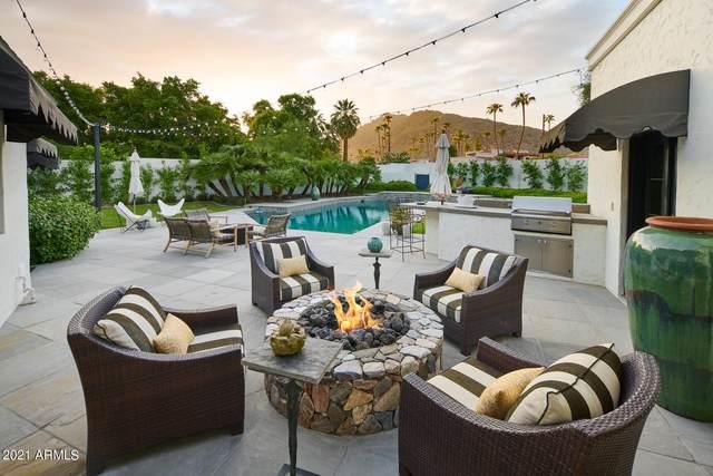6301 E Mariposa Street, Scottsdale, AZ 85251 (MLS #6286270) :: CANAM Realty Group