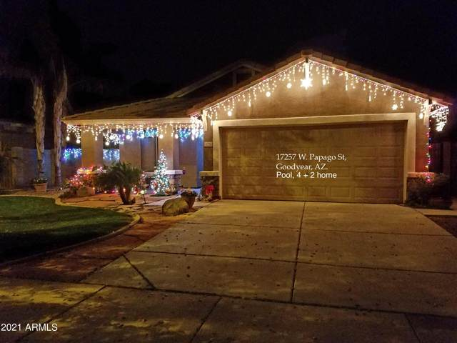 17257 W Papago Street W, Goodyear, AZ 85338 (MLS #6288443) :: Elite Home Advisors