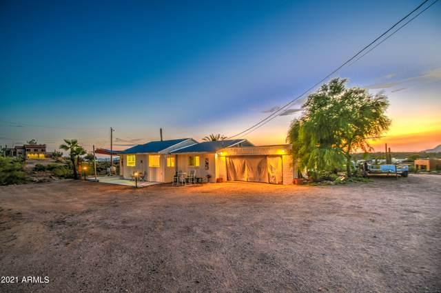 3480 N Val Vista Road, Apache Junction, AZ 85119 (MLS #6288453) :: Klaus Team Real Estate Solutions