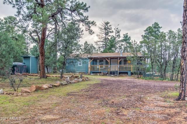2724 Black Bear Trail, Overgaard, AZ 85933 (MLS #6288974) :: Elite Home Advisors