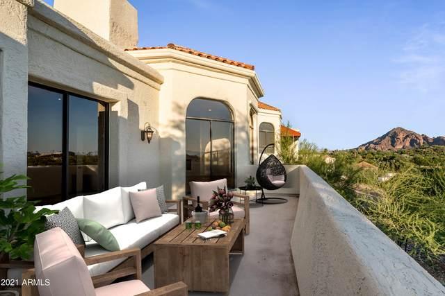 3800 E Lincoln Drive #21, Phoenix, AZ 85018 (MLS #6289235) :: Elite Home Advisors