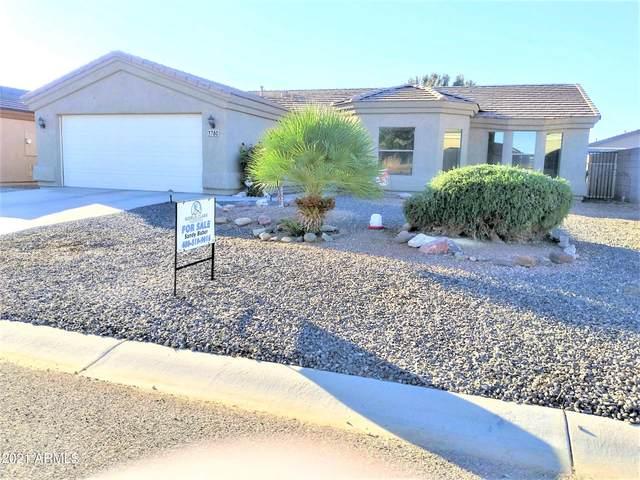 3760 E Suffock Avenue, Kingman, AZ 86409 (MLS #6289691) :: Elite Home Advisors