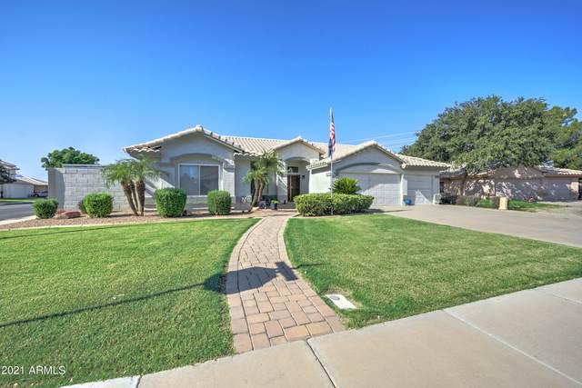 1061 E Tyson Court, Chandler, AZ 85225 (MLS #6289789) :: Elite Home Advisors
