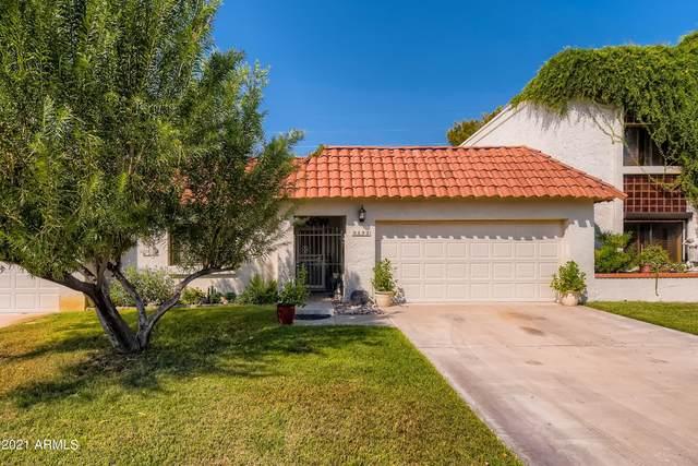 5122 N 76TH Place N, Scottsdale, AZ 85250 (MLS #6289951) :: Keller Williams Realty Phoenix
