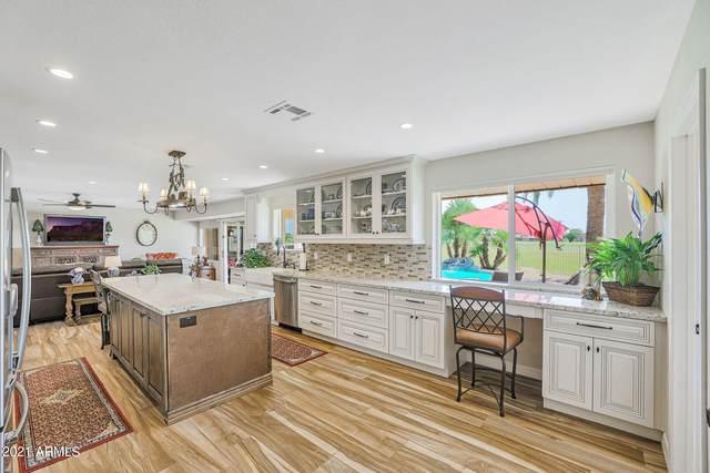 15221 N Agua Fria Drive, Sun City, AZ 85351 (MLS #6289970) :: Elite Home Advisors