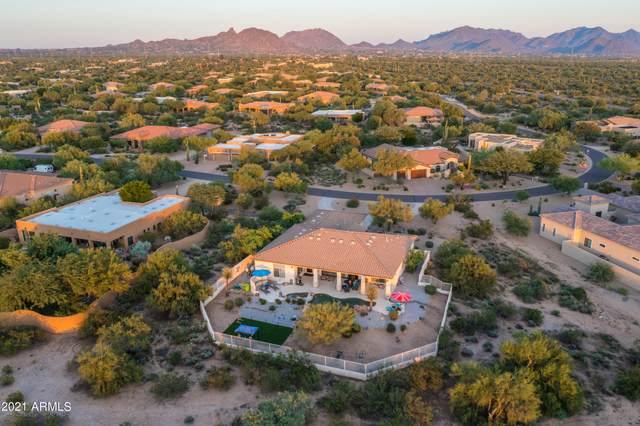 26846 N 73RD Street, Scottsdale, AZ 85266 (MLS #6290032) :: Howe Realty