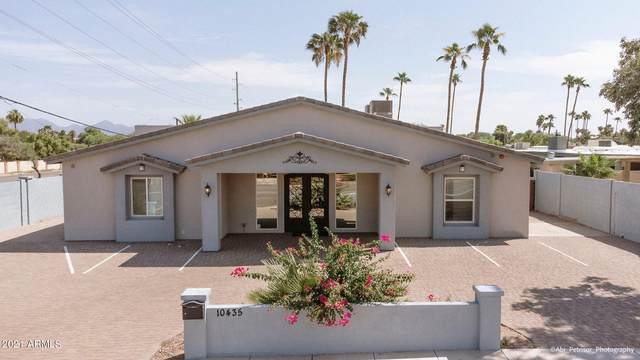 10435 N 40TH Street, Phoenix, AZ 85028 (MLS #6290434) :: Yost Realty Group at RE/MAX Casa Grande