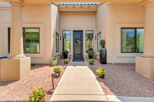 16911 E Last Trail Drive, Fountain Hills, AZ 85268 (MLS #6291286) :: Elite Home Advisors