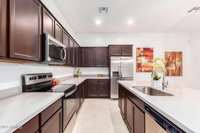 901 S Smith Road #1034, Tempe, AZ 85281 (MLS #6291316) :: Executive Realty Advisors