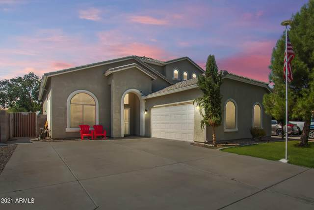 15816 N 156TH Lane, Surprise, AZ 85374 (MLS #6291967) :: Klaus Team Real Estate Solutions