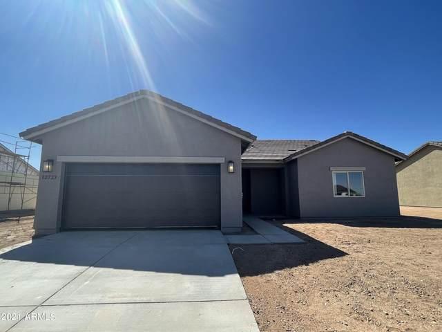 12723 W Carousel Drive, Arizona City, AZ 85123 (MLS #6292430) :: The Daniel Montez Real Estate Group